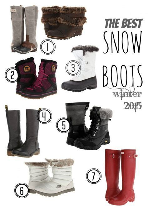 the best snow boots best 25 snow boots ideas on snow boots