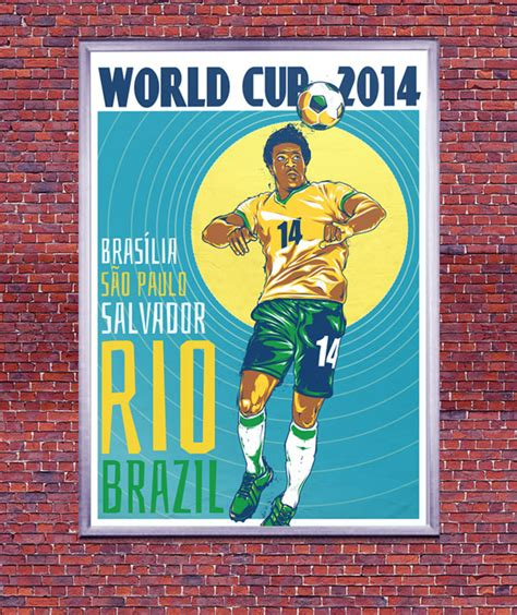 design poster in indesign create a retro world cup poster in adobe indesign