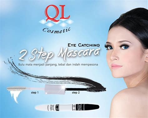 Make Up Ql jual mascara ql mascara 2 step make up