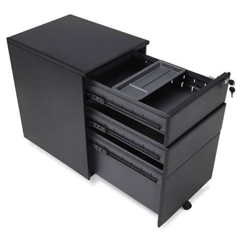 caisson de bureau noir caisson de bureau quot jefferson quot noir
