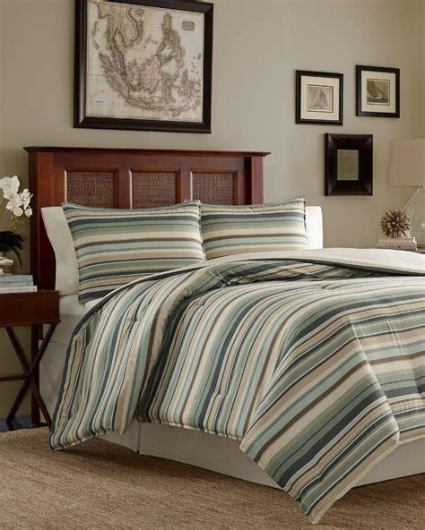 Cali King Bedding by Canvas Stripe California King Comforter Set