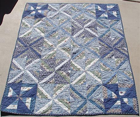 Blue Quilt Quilt Blue
