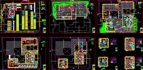 3d Home Architect Design Samples artchitecture shoping center dwg file
