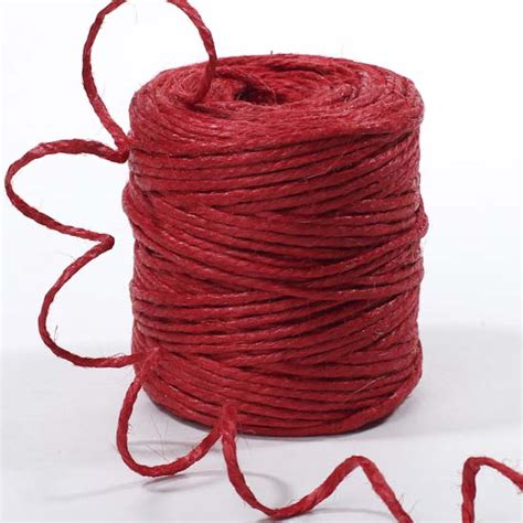 Supplies For String - coated jute twine wire rope string basic craft
