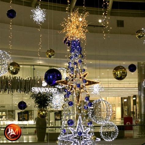 In The Decorations by Mall Decor Lights Card And Decore