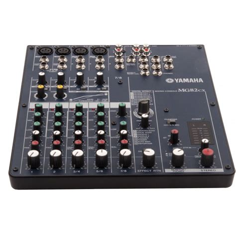 Harga Mixer Audio 4 Channel Yamaha harga jual yamaha mg82cx audio mixer
