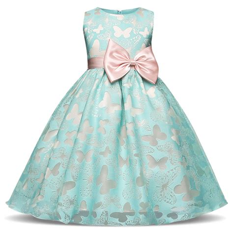 clothes for fancy butterfly dress flower wedding dress