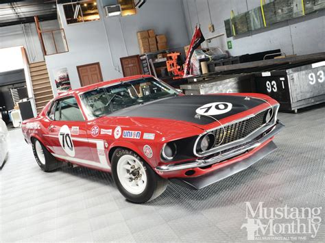 ford mustang trans am 1969 ford mustang trans am racing into the past photo