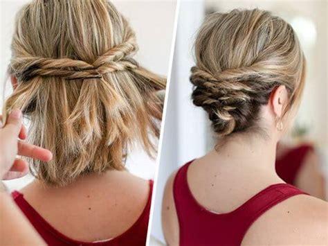 tutorial rambut graduation kısa sa 231 lar i 231 in hem havalı hem de pratik topuz stilleri