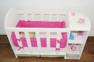 Baby Doll Cribs And Beds Diy Baby Doll Bed And Changing Station For My Awesome Baby Dolls And