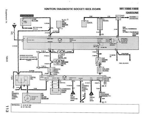 500e ignition switch wiring diagram peachparts mercedes