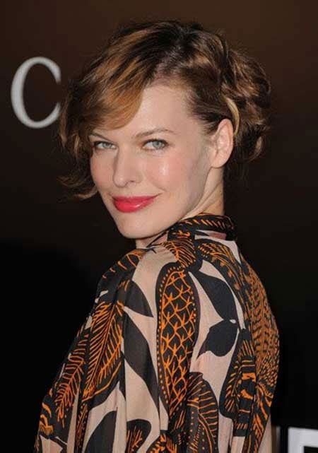 hairstyles with bangs tied up hairstyles for wavy short hair short hairstyles 2017