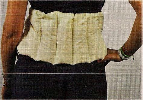 cuscino sale himalayano cuscino lombare per schiena riscaldabile con sale
