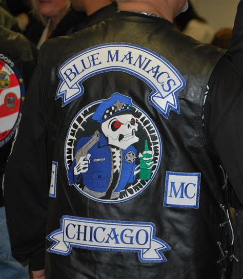 Motorradclub Color by Blue Maniacs Le Mc Colors Bikes Bikers