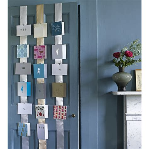 ways to display ways to display your cards ideal home
