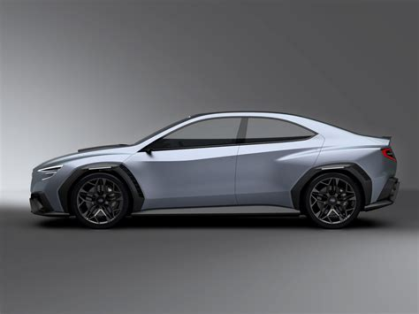 subaru concept subaru viziv performance concept previews next gen wrx