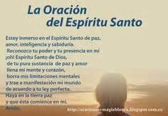 La oracion al espiritu santo more prayer oraciones poderosas spiritual