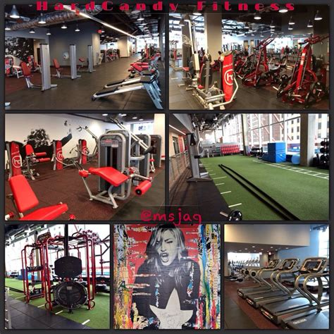Ea Fitness 5 by Hardcandy Fitness Toronto Madonna S New Fitness