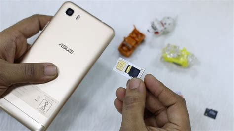 Asus Zenfone 4s Simcard asus zenfone 3s max how to insert sim sd card