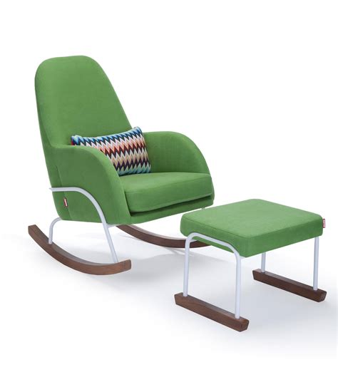 Modern Rocking Chair Nursery Modern Jackson Rocking Chair Nursery Furniture By Monte Design