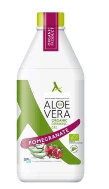 Aloe Vera Gel Shelf by Organic Gel Aloe Vera Products Greece Organic