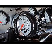2011 Classic Recreations Shelby GT500CR  Speedometer