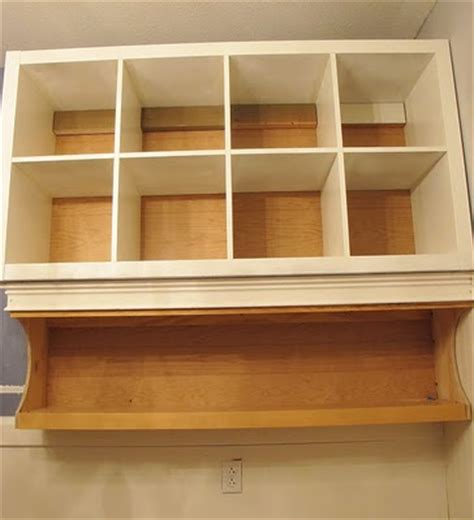 hometalk take 2 bookshelves and turn them into a built