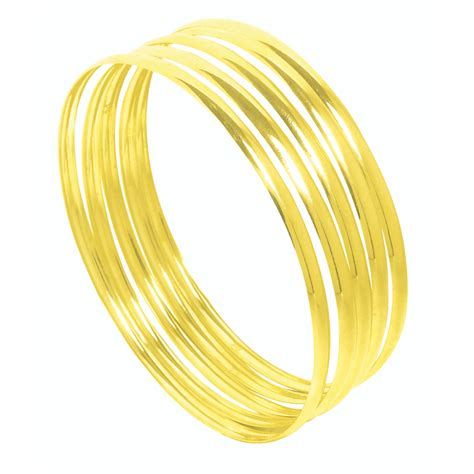 solid gold special offer 9ct solid gold 4mm quot c quot shaped bangles