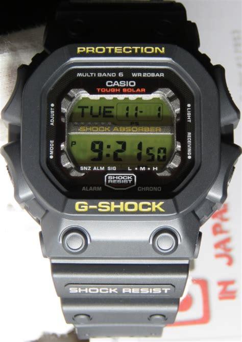 Gshock Gxw 56 1bjf Jdm Version g shock gxw 56 1bjf gx series big multiband 6 atomic