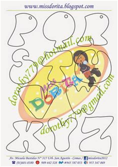 doodle nama wanda moldes de letras minusculas para hacer en foami imagui