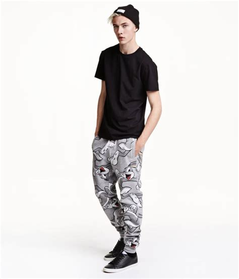 Sweat Pant Hm Summer Collection h m fall winter 2015 lookbook featuring lucky b smith