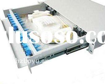 Otb Rack Mount 6core Odf rack mount fiber optic lc patch panel rack mount fiber