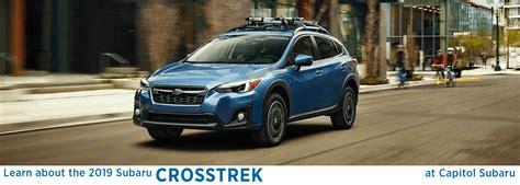 2019 Subaru New Model by 2019 Subaru Crosstrek Model Research New Subaru