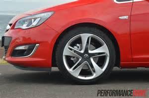 Opel Astra Alloys 2012 Opel Astra Sport Optional 19 Inch Alloys