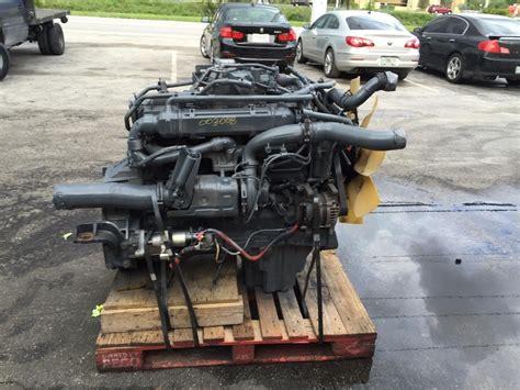 used mercedes engine 2004 used mercedes om460la mbe4000 engine for sale
