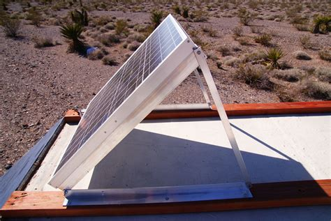 how to install solar panels for electricity in a or rv