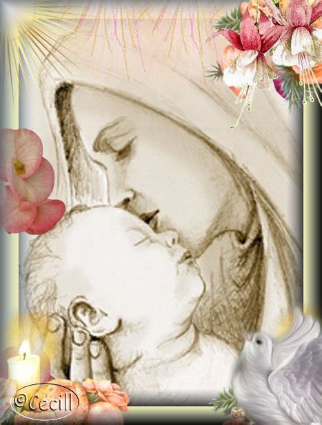 peques y pecas maria con jesus peques y pecas gif de maria madre de dios
