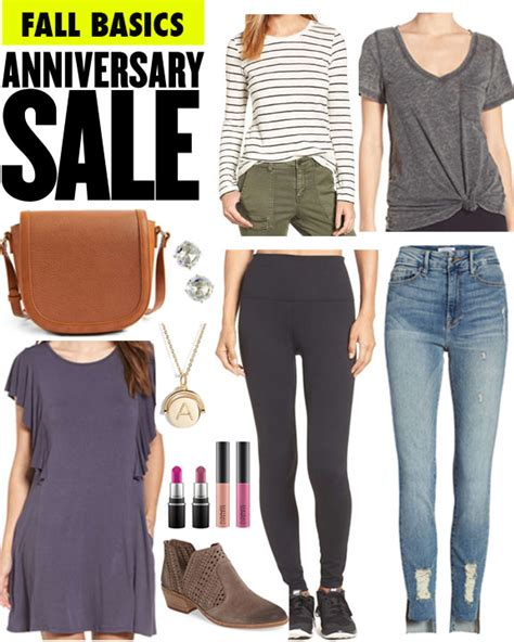 Fall Basics On Sale by Nordstrom Anniversary Sale Basics For Fall Fancy