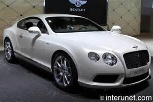 Bentley Continental Gtv8 2015 Bentley Continental Gt V8 S Interunet