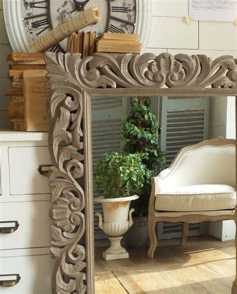 specchio da arredo accessori arredo casa specchi da parete in legno