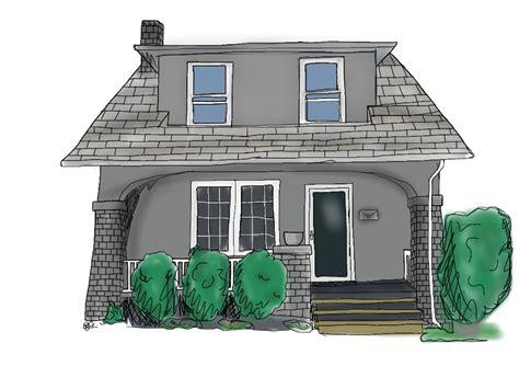 Yesterday House gambar rumah kartun gambar con