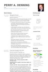 managing director resume sles visualcv resume sles