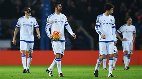 chelsea leicester leicester city 2 1 chelsea match report 12 14 15
