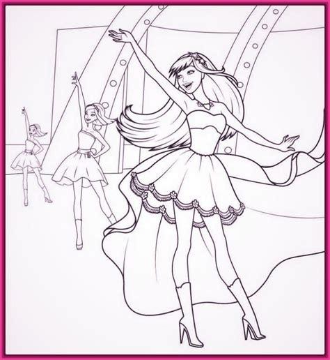 imagenes a blanco y negro de princesas dibujos de barbie para colorear online archivos fotos de