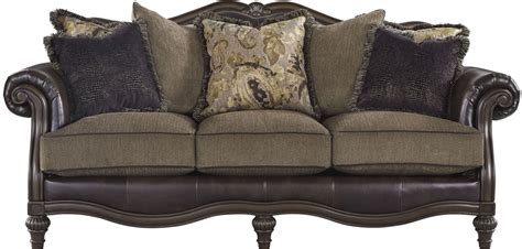 vintage living room furniture sets winnsboro durablend vintage living room set from