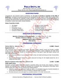 Sle Nursing Essays by Registered Resume Doc