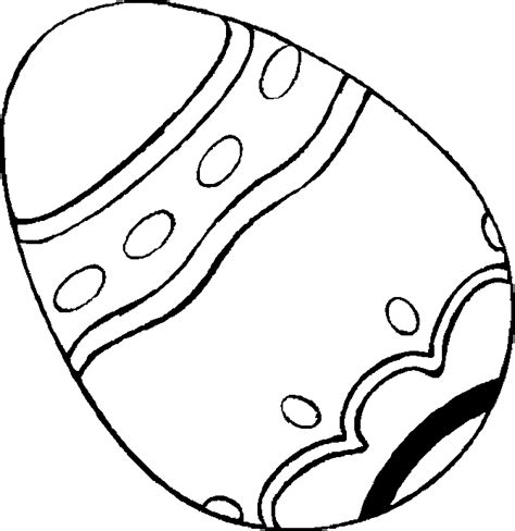 Interactive Magazine Big Easter Egg Coloring Pages Free Big Coloring Pages