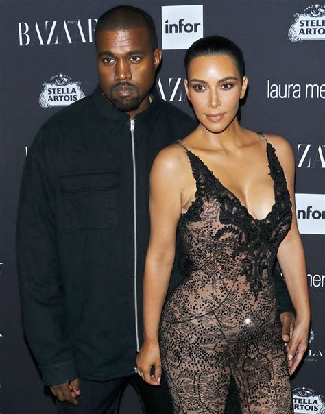 kim and kanye picture quotes what kanye west and kim kardashian dealt with before his