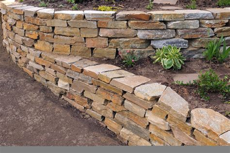 quality landscape walls retaining wall by rock block