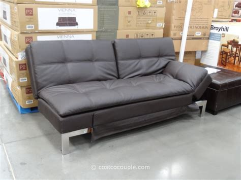 euro futon sofa sleeper leather futon sofa bed costco amazing futon sofa bed